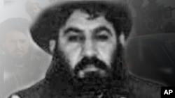 Taleban lideri Molla Mansur