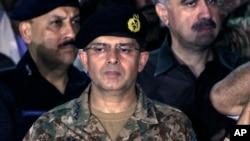جنرال نوید مختار، در دسامبر ۲۰۱۶ به صفت رئیس آی اس آی به کار آغاز کرد