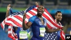 Rio အုိလံပစ္မွာ အေမရိကန္ ဆုတံဆိပ္ အမ်ားဆုံးရ