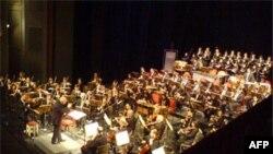 Израильский оркестр исполнит произведение Вагнера