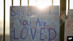 San Bernardinoda baş vermiş terror hücumu amerikalılar arasında terror təhlükəsi barədə narahatlıqları artırıb.