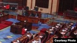 Ukumbi mkuu wa bunge la Tanzania