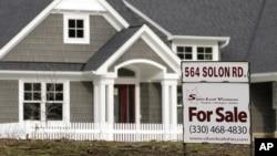 El precio promedio de las casas nuevas en EE.UU. aumentó 9,7% desde hace un año.