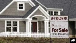 美國房屋價格創新高