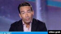 "Jurnalis TV Perancis ""France 24"" Cyril Payen tidak mendapatkan visa untuk masuk ke Papua (foto: dok)."
