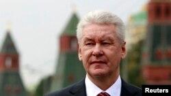 Ðồng minh của điện Kremlin, ông Sergei Sobyanin.