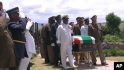 数千人出席曼德拉葬礼