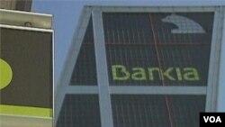 Wani Banki a kasar turai masu fama da matsalolin kudi.