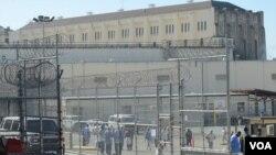 Penjara San Quentin di California.
