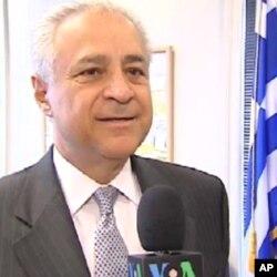 Βασίλης Κασκαρέλης, Πρέσβης της Ελλάδας στις ΗΠΑ