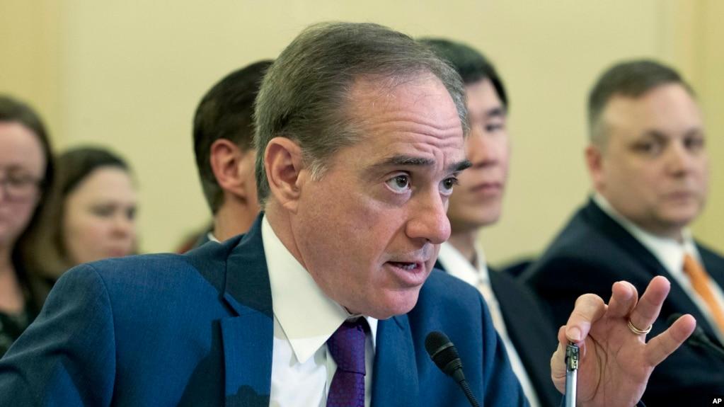 Bộ trưởng Cựu chiến binh Sự vụ David Shulkin.