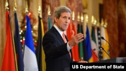 Mesaj Sekretè Deta John Kerry sou 20èm Anivèsè Somè dè Zamerik la.