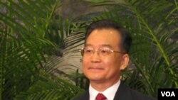 PM Tiongkok Wen Jiabao (foto: dok) akan berkunjung ke Moskow untuk membahas suplai gas dari Rusia.