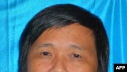 Mục sư Dương Kim Khải, người từng bị án tù 2 năm vì tổ chức các hoạt động tôn giáo tại gia không xin phép nhà nước