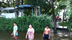 سيلاب جنوب شرقی آسيا به بانکوک رسيد