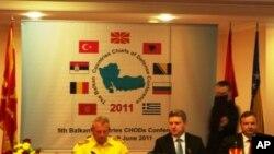Охрид: Конференција на началниците на генералштабовите од балканските земји