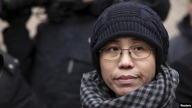 Liu Xia, istri penerima Nobel Liu Xiaobo, dikabarkan berada dalam tahanan rumah semenjak suaminya menerima penghargaan tersebut tahun 2010 (Foto: dok).