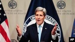 John Kerry, Vienne, 12 novembre 2015