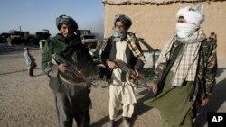 Militan Taliban di Afghanistan (foto: ilustrasi).