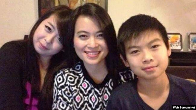 Ba mẹ con người Việt thiệt mạng trong vụ bắn hạ máy bay Malaysia Airlines.