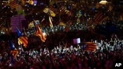 رفراندوم استقلال کاتالونیا یکشنبه نهم مهرماه برگزار می شود