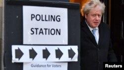 ၀န္ႀကီးခ်ဳပ္ Boris Johnson (ဒီဇင္ဘာ၊ ၁၂၊ ၂၀၁၉)