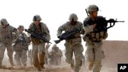 طالبان شدت پسندوں کے خلاف امریکہ کی زیر قیادت بین الاقوامی افواج کی جنگ دسویں سال میں داخل ہوگئی ہے