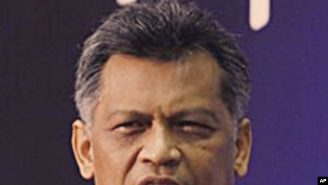 ASEAN Secretary General Surin Pitsuwan, (File)