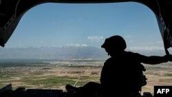 سرباز امریکایی در افغانستان