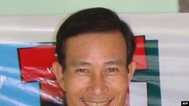 Blogger Điếu Cày từc Nguyễn Văn Hải