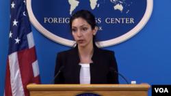 «دابرینا بت تمرز» دختر کشیش ویکتور بت تمرز که در ایران زندانی است.