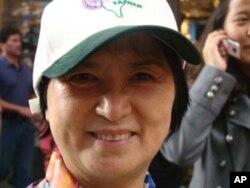 台湾联合国协进会秘书长叶赛莺