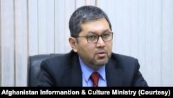 محمد طاهر زهیر، وزیر اطلاعات و فرهنگ افغانستان