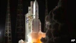 د بیپي کولمبو فضایي بیړۍ د شنبې په ورځ (اکتوبر ٢١) د عطارد په لور وتوغول شوه