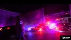 La policía de Hoover dijo que el atacante que resultó muerto durante tiroteo el jueves 22 de noviembre de 2018 en centro comercial de Hoover, Albama, tenía de 21 años.