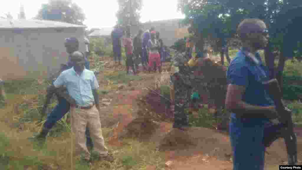 Burundi Mass Grave 6