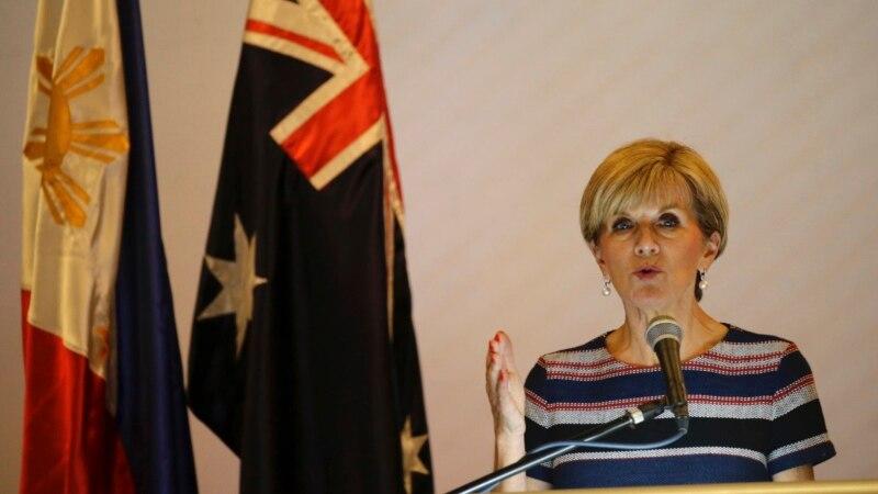 Australia Calls for Enforceable South China Sea Pact Soon