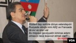 Əli Kərimli Sərbəst Kürsüdə