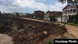 Uruzi Ntahangwa mu gisagara ca Bujumbura