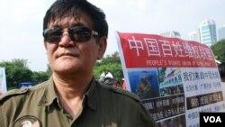 中國百姓維權聯盟成員劉衛平認為保釣活動應該是兩岸三地民間共同參與