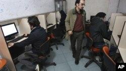 Internet kafe u Iranu