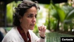 Susana Rafalli dialoga sobre la desnutrición de niños venezolanos