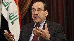نخست وزیر عراق می گوید او هدف بمب گذاری در بغداد بود