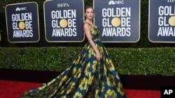 Taylor Swift saat menghadiri acara tahunan Golden Globe Awards ke-77 di Beverly Hilton Hotel, Beverly Hills, California, 5 Januari 2020. (Foto: dok).