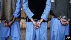 آقای غنی عهد کرده است حکم اعدام را بر دهشت افگنانی که به اعدام محکوم می شوند، تطبیق خواهد کرد.