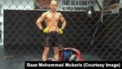 مبارز در رقابت های متعدد بین المللی اشتراک کرده و یکی از چهره های شدۀ افغان در جهان ورزش است