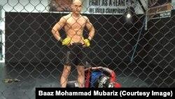 مبارز میگوید که میخواهد برای افغانها خوشحالی بیاورد