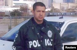 Patrick Zamarripa appears in an undated photo shared by his family.