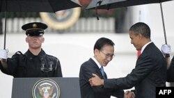 ABŞ prezidenti Cənubi Koreya, Kolumbiya və Panama ilə ticarət razılıqları imzalayıb