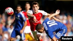 Chelsea contre Arsenal - Barclays Premier League - Stamford Bridge (19 sep. 2015)